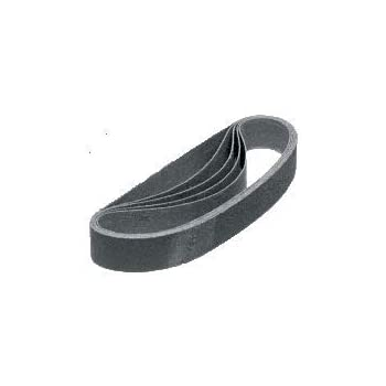 CRL 3 x 21 220 Grit Portable Glass Grinding Belts by CR Laurence