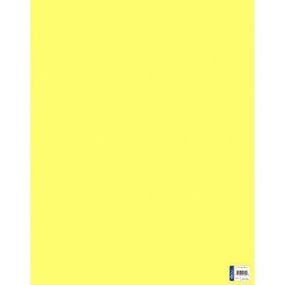 Royal Consumer Poster Board, Yellow, 22 x 28 Inches,(24302B)