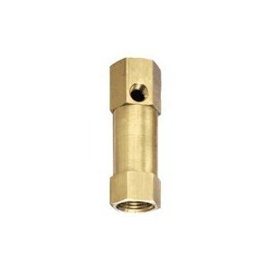 "In Line Vertical Check Valve 3/4""NPT Female X Female (30 SCFM) for Air Compressor by PneumaticPlus"
