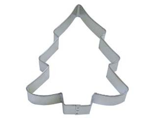 christmas tree cookie cutter 5 1 silver by rm