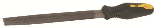 Cut Engineers File (C.K T0082 8-inch Half Round Second Cut Engineers File by C.K)