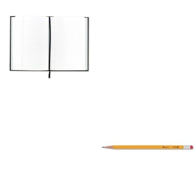 KITTOP25230UNV55400 - Value Kit - Tops Royale Business Casebound Notebook (TOP25230) and Universal Economy Woodcase Pencil (UNV55400) by Tops