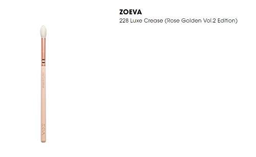ZOEVA 228 Luxe Crease Full length: 16.2 cm by 287s