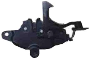 OE Replacement Toyota Tacoma Hood Latch (Partslink Number TO1234114)