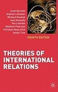 Theories of International Relations (4th, 09) by Burchill, Scott - Linklater, Andrew - Devetak, Richard - Donnel [Hardcover (2009)] ebook