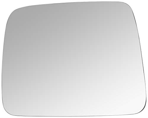 DNA Motoring SMP-033-R Right/Passenger Side Door Rear View Mirror Glass Lens ()
