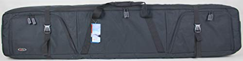 Select Sportbags Double Ski Bag with Wheels