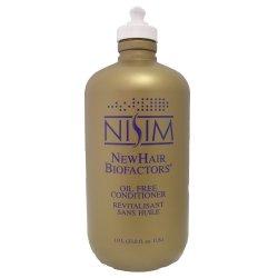 Nisim New Hair Biofactors Oil Free Conditioner 33 fl. oz. by Nisim