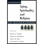 Aging, Spirituality, & Religion (03) by Kimble, Melvin A [Paperback (2003)]