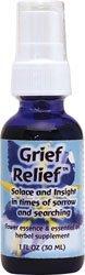 Flower Essence Services Flourishing Formulas Grief Herbal Supplement Spray, 1 Ounce