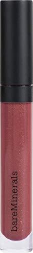 Bare Minerals Moxie Plumping Lipgloss – Maverick Rosewood Shimmer 0.15 oz