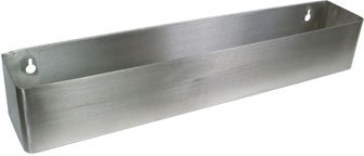 John Boos EUBSR-24 Stainless Steel Underbar Speed Rail, 24