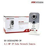 Hikvision Ip Camera 4MP PoE Indoor IR Wireless WiFi Cube Camera with WDR
