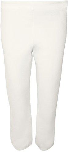 Simple Tailles À 40 54 Pantalons Pantalon Blanc Nervures Femmes Grandes Droit Wearall Et 5HzwxIqaRW