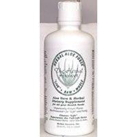 Réponses Herbal Herbal Aloe travail Aloe Vera et suppléments alimentaires à base de plantes, 32 fl oz