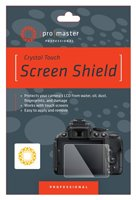 ProMaster Crystal Touch Screen Shield for Sony A6000, A6300