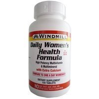 Windmill Daily One For Women 100 Tablets - 4