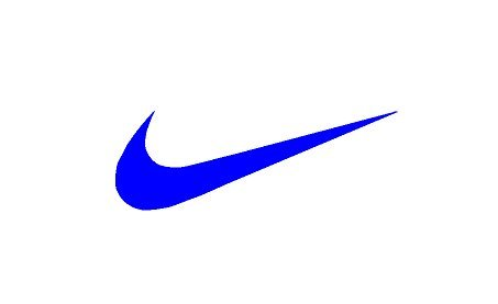 Amazon com nike swoosh decal sticker multiple colors white
