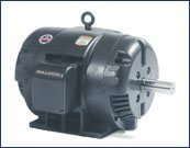 Baldor Electric M3313T-8 215T Frame Open AC Motor, 10 hp,...