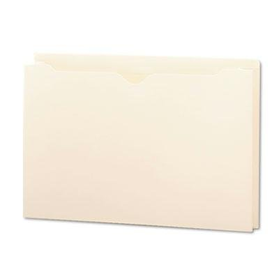 Smead - Recycled Top Tab File Jacket Legal 2'' Accordion Expansion Manila 50/Box ''Product Category: File Folders Portable & Storage Box Files/Folders''