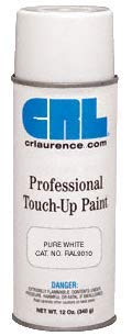 CRL RAL9010 Pure White Powdercoat Professional Touch-Up Paint