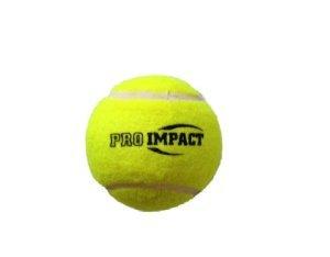 Pro Impact Heavy Cricket Tennis Balls (6 Balls)