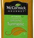 McCormick All Natural Ground Turmeric, 12oz., 340g.