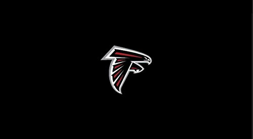Imperial Officially Licensed NFL Merchandise: 8-Foot Billiard/Pool Table Cloth, Atlanta Falcons 8' Licensed Pool Table