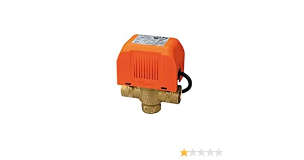 Orkli - Válvula de zona de 3 vías para calefacción (roscado ...
