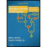 By James L. Bellini, Phillip D., Jr. Rumrill: Research in Rehabilitation Counseling: A Guide to Design, Methodology, and Utilization, 2nd Ed. Second (2nd) Edition