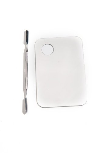 Mixing Plate Spatula Pree Cosmetics product image