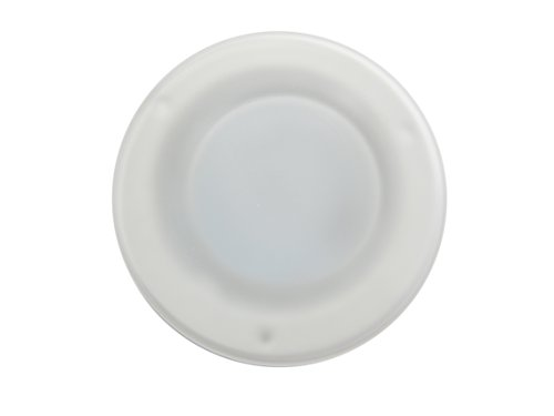 Jupiter 4.5 Inch LED Recessed Ceiling Down Light with Spring Clip and Glass Lens ()