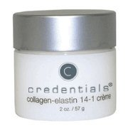 Credentials Collagen Elastin 14:1 Creme Facial Moisturizer