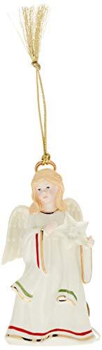 Lenox Starry Lit Musical Angel Ornament (Renewed)