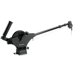 Cannon 1901130 Uni-Troll 10 STX Manual Downrigger with Dual Axis Rod Holder Cannon Uni Troll 10 Manual