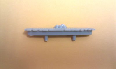 Battleship GAME 1970's-1990's Replacement Game Part: : Aircraft Carrier -2 Peg
