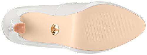 Scarpe Tacco Buffalo Bianco H748 000 Donna white Con 1 New qgBtWrXB