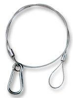 Professional Lighting Safety Cable - 110lb Capacity
