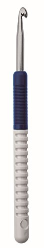 addi Comfort Grip 6-inch (15cm) Crochet Hook; Size US C (3.00 mm)