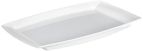 REVOL 004345 Alexandrie Buffet Serving Dish, White by Revol