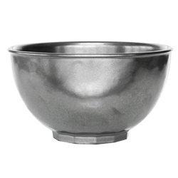 """Juliska """"Pewter"""" Cereal/Soup Bowl"""