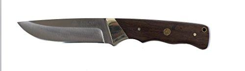 Puma SGB Badlands Jacaranda Wood Hunting Knife with Ballistic Nylon Sheath