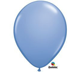 Mayflower 7332 5 Inch Periwinkle Latex Balloons Pack Of 100 by Mayflower