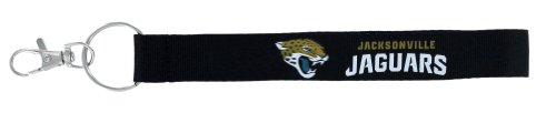 aminco NFL Jacksonville Jaguars Wristlet Key ()