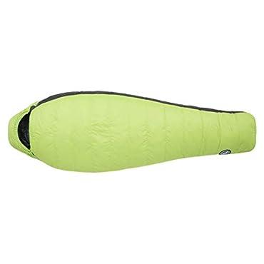 Big Agnes Spike Lake 15 Degree Mummy Sleeping Bag-Regular (BTMSLRL19)