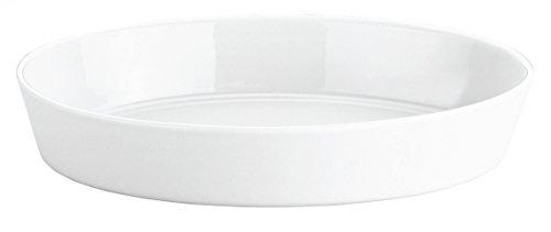 Pillivuyt Porcelain 1-1/2-Quart Deep Oval Baker (Baker Porcelain Oval)