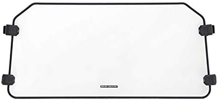 Rough Country Scratch Resistant Full Windshield for 16-20 Polaris General - 98162010