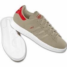 on sale ec394 f2def adidas campus ii g07638 40 2 3 beige baskets mode homme