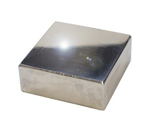 Polished Bench Block, 2-1/2 By 2-1/2 By 3/4 Inches | DAP-525.50