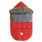 7 A.M. Enfant Le Sac Igloo 500 Bunting in Red